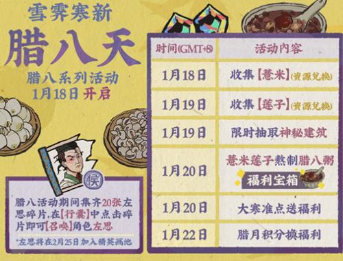 《江南百景图》腊八粥怎么做