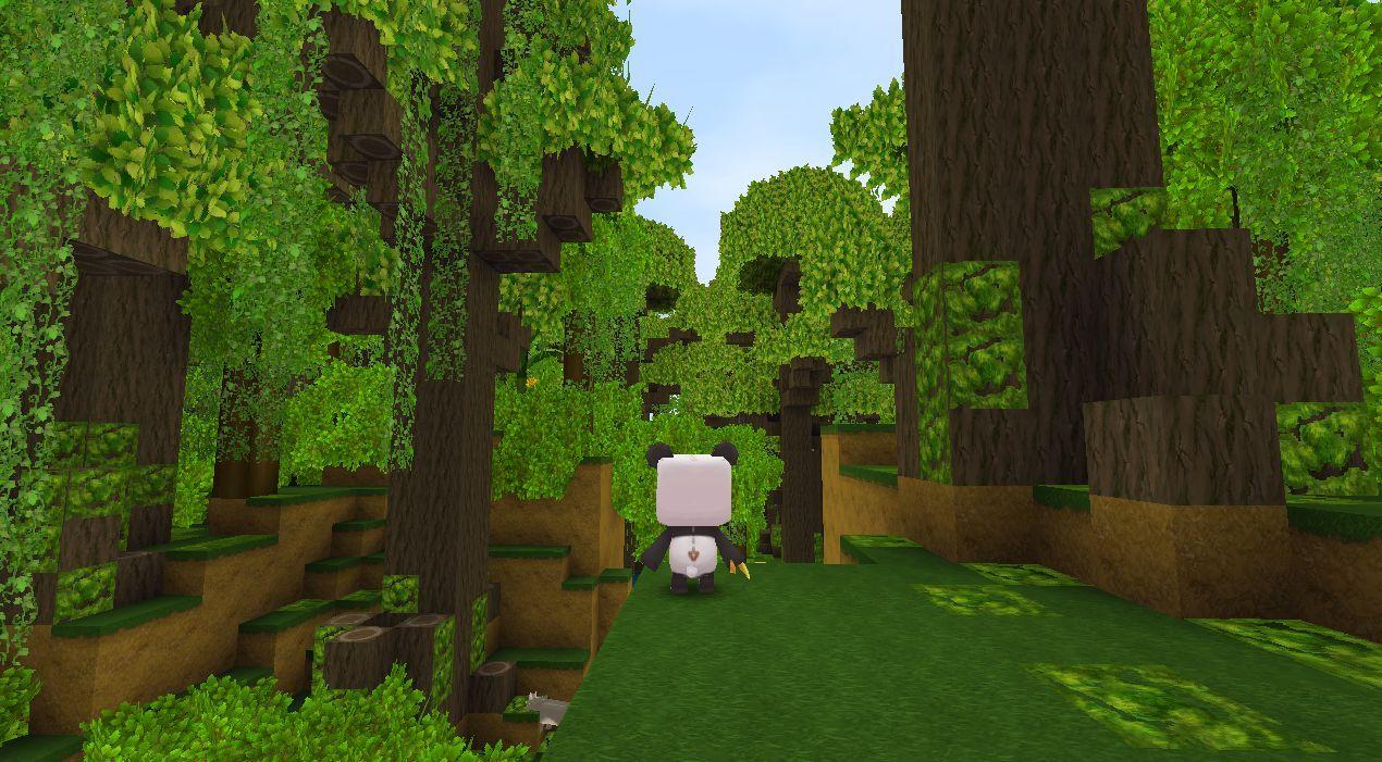 《迷你世界》2021雨林地形码有哪些