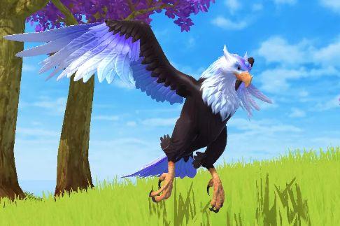 《创造与魔法》怎么做云鹰饲料