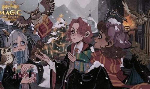 《哈利波特魔法觉醒》头像框怎么改