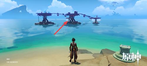 《原神》鹤观岛奇馈宝箱在哪